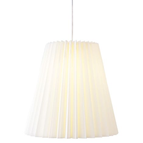 FUNDAMENTAL.BERLIN Deckenlampe Cream Tall