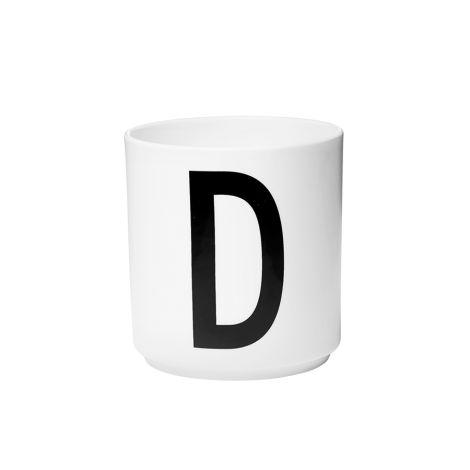 Design Letters Porzellan Becher D