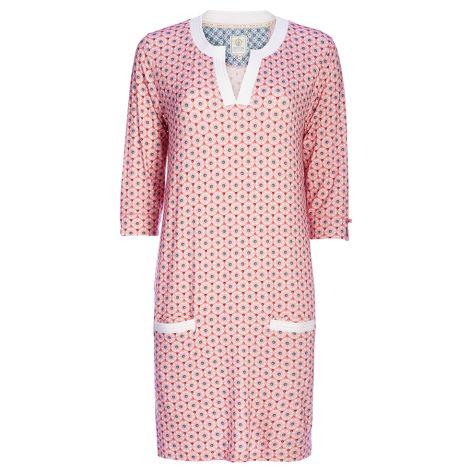 PIP Studio Nachthemd 3/4-Ärmel Deir Buttons Up Pink