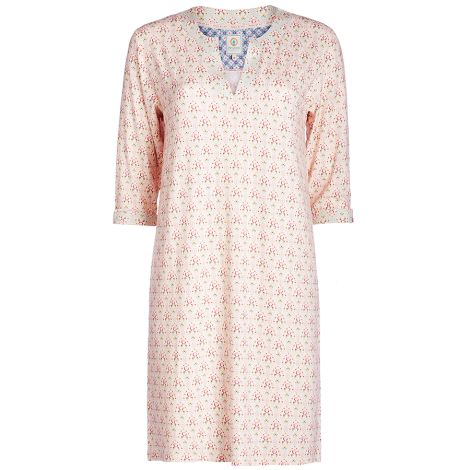 PIP Studio Nachthemd 3/4-Ärmel Deirdre Mumbai Heart Pink