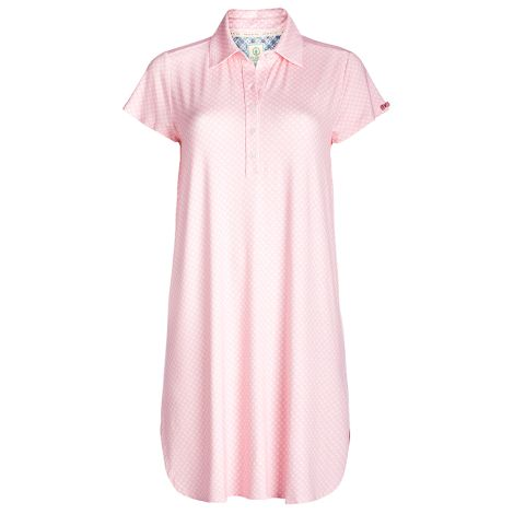 PIP Studio Nachthemd Dorothee Leaf Me Pink