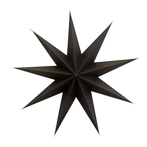 House Doctor Stern 9 Spitzen Dark Brown 60 cm