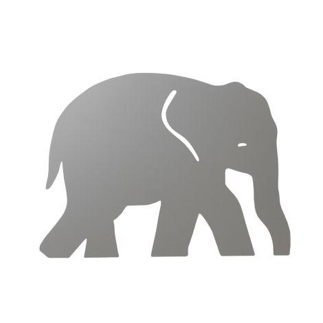 ferm LIVING Lampe Elephant Warm Grey