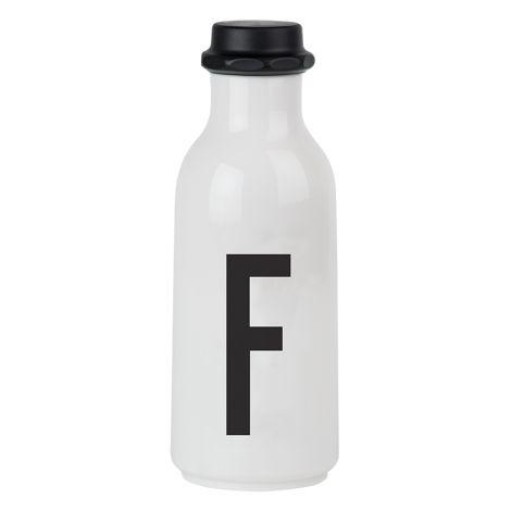 Design Letters Wasserflasche F