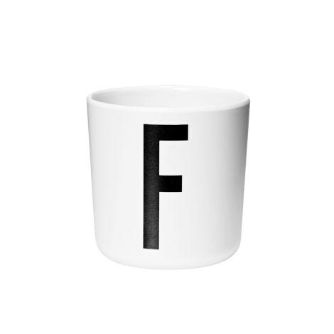Design Letters Melamin Becher F
