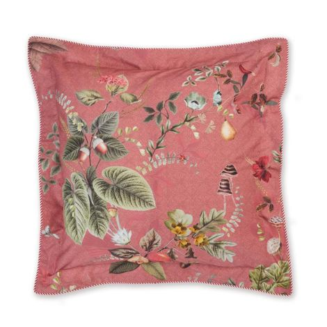 PIP Studio Zierkissen Fall in Leaf Pink 45x45