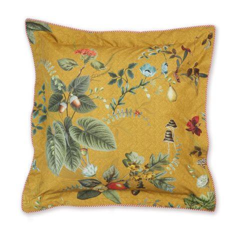 PIP Studio Zierkissen Fall in Leaf Yellow 45x45