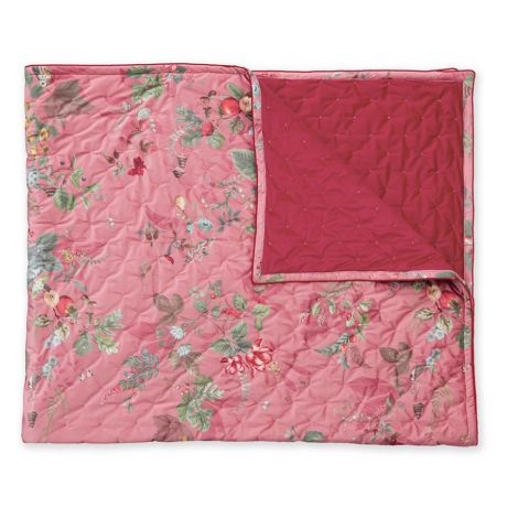 PIP Studio Tagesdecke Quilt Fall in Leaf Pink