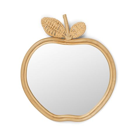 ferm LIVING Spiegel Apple Natural