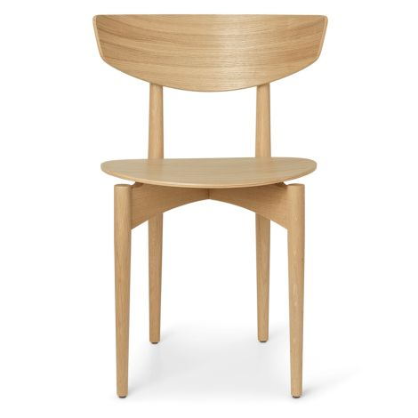 ferm LIVING Stuhl Herman Dining Chair Wood Natural Oak