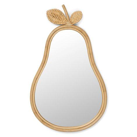 ferm LIVING Spiegel Pear Natural