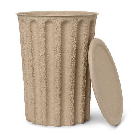 ferm LIVING Papierkorb Paper Pulp Bin