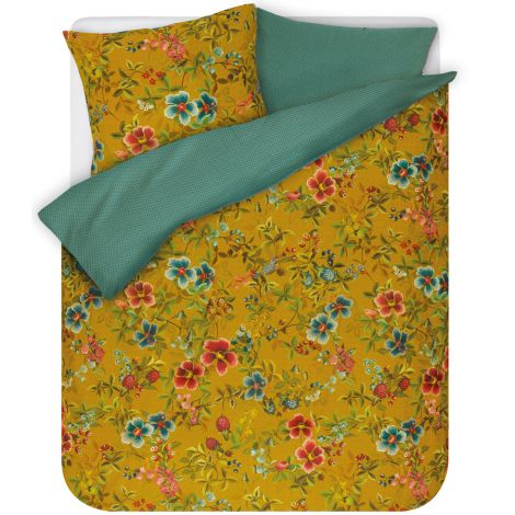 PIP Studio Bettwäsche Floral Delight Yellow