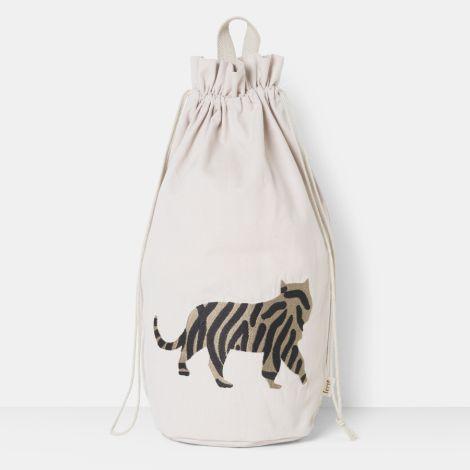 ferm LIVING Aufbewahrungstasche Safari Tiger