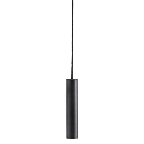 House Doctor Deckenlampe Pin Schwarze Antike 25 cm