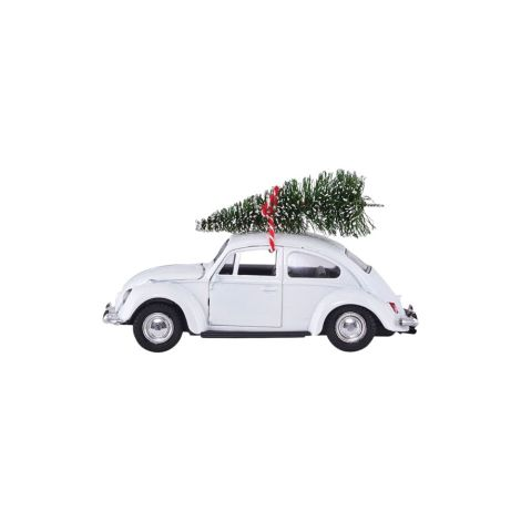 House Doctor Deko-Auto Xmas White