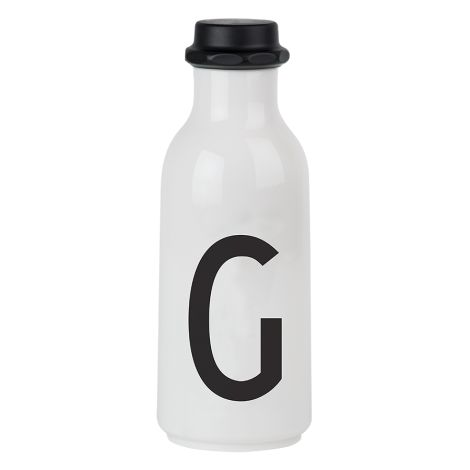 Design Letters Wasserflasche G •