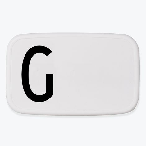 Design Letters Lunchbox G