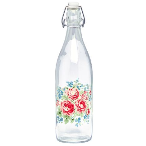 GreenGate Flasche Tess White