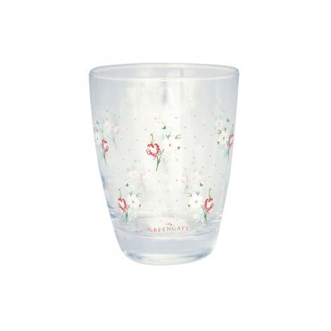 GreenGate Wasserglas Eja White