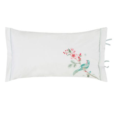 PIP Studio Zierkissen Good Morning Branch White 35 x 60 cm