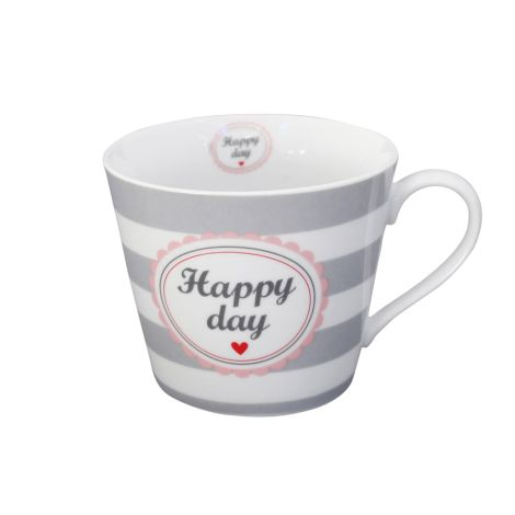 Krasilnikoff Happy Cup Tasse Happy Day
