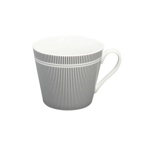 Krasilnikoff Happy Cup Tasse Pinstripe