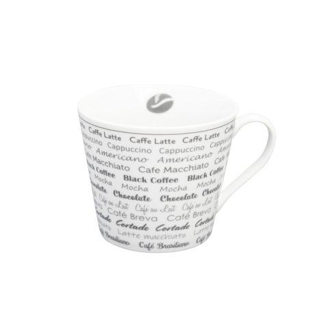 Krasilnikoff Happy Cup Tasse Choose your Coffee •