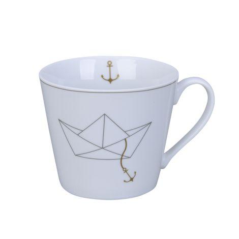 Krasilnikoff Happy Cup Tasse Paper Boat