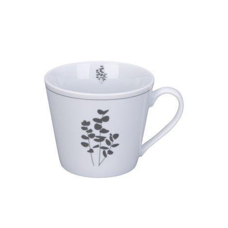 Krasilnikoff Tasse Happy Cup Eucalyptus