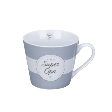 Krasilnikoff Tasse Happy Cup Super Opa