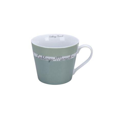 Krasilnikoff Tasse Happy Cup Lieblings Mensch