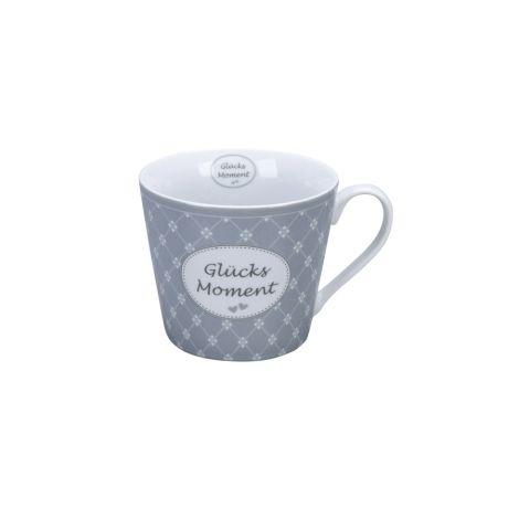 Krasilnikoff Tasse Happy Cup Glücksmoment