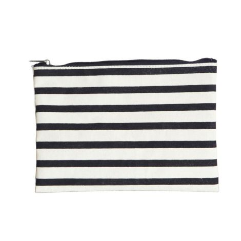 House Doctor Makeup Tasche Stripes