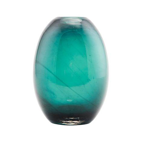 House Doctor Vase Ball Blau/Grün •
