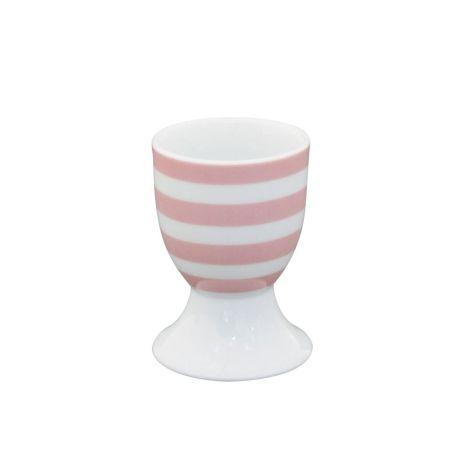 Krasilnikoff Eierbecher Stripes Pink