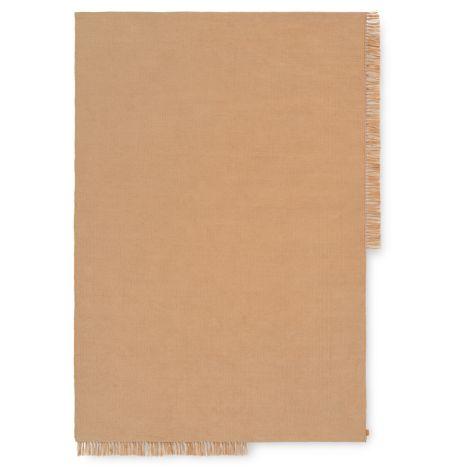 ferm LIVING Teppich Hem Medium Sand 200 x 140cm