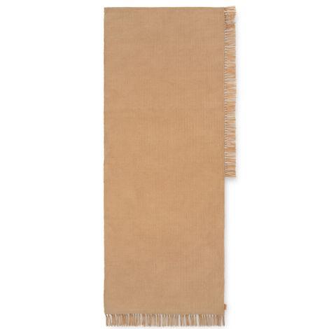 ferm LIVING Teppichläufer Hem Sand 180 x 70cm