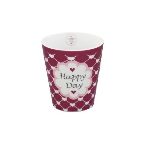 Krasilnikoff Happy Mug Becher Happy Day