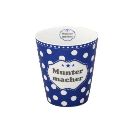 Krasilnikoff Happy Mug Becher Muntermacher