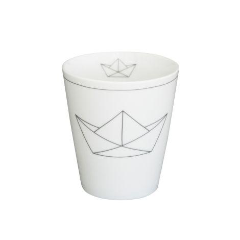 Krasilnikoff Happy Mug Becher Paper Boat