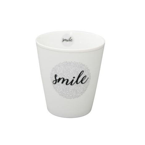 Krasilnikoff Happy Mug Becher Stardust Smile