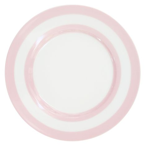 Krasilnikoff Teller Stripes Pink