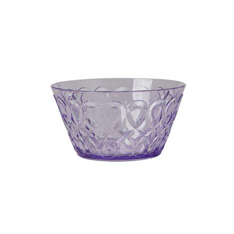 Rice Schüssel Acryl Lavender