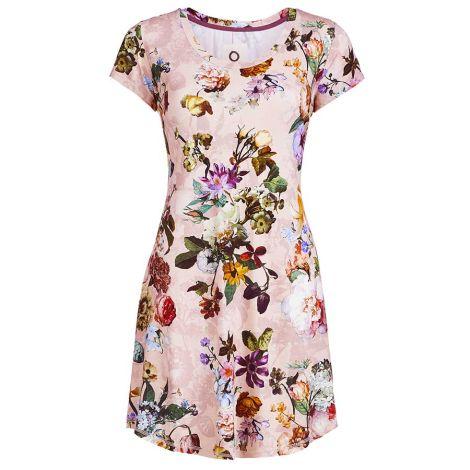 Essenza Nachthemd Isa Fleur Rose • S
