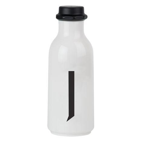 Design Letters Wasserflasche J