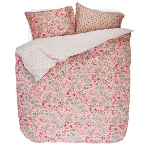 pip studio bettw sche jaipur flower pink online kaufen emil paula. Black Bedroom Furniture Sets. Home Design Ideas