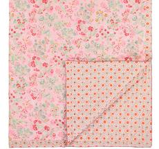 PIP Studio Tagesdecke Quilt Jaipur Flower Pink
