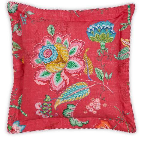 PIP Studio Zierkissen Jambo Flower Red 45 x 45