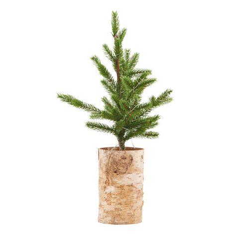 House Doctor Weihnachtsbaum mit Beleuchtung 44 cm